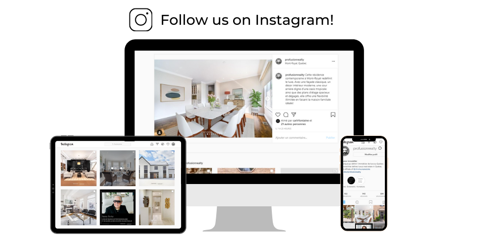Find Profusion Immobilier on Instagram